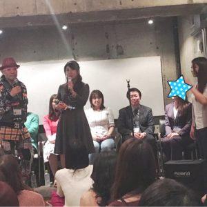 11月12日(月)風俗女子の為のお役立ちサイト「かぼちゃぷりん」さんのイベントに出演させて頂きました。