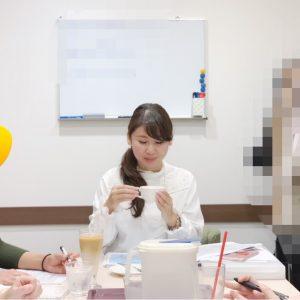 12月12日開講の「Loveテク中級講座」のレポート